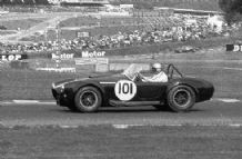 Shelby Cobra 427 Brands Hatch 1966 Bob Burnard